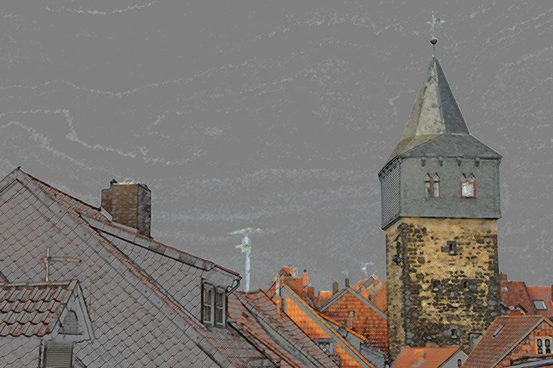 Kehrwieder Turm