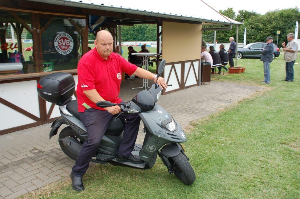 Werner Koch Moped